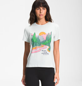 The North Face The North Face Women's S/S Adventure Tee -S2021