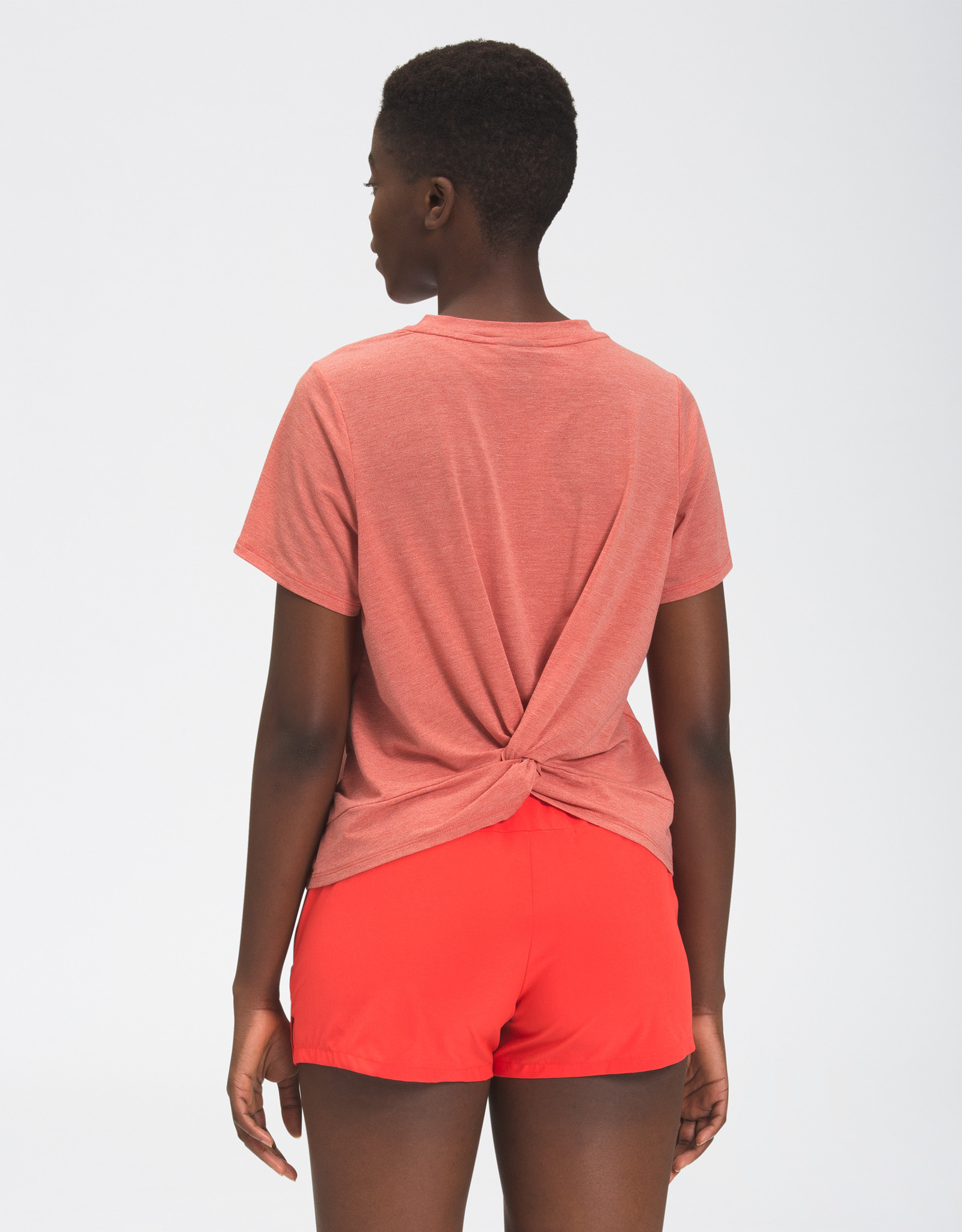 The North Face The North Face Women's Wander Twist Back S/S -S2021