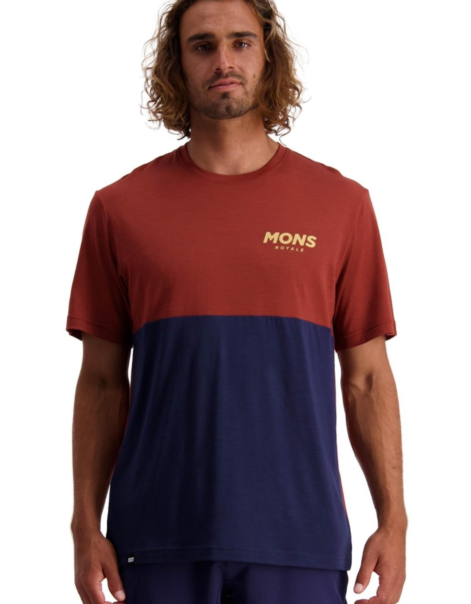 Mons Royale Mons Royale Men's Tarn Freeride T -S2021