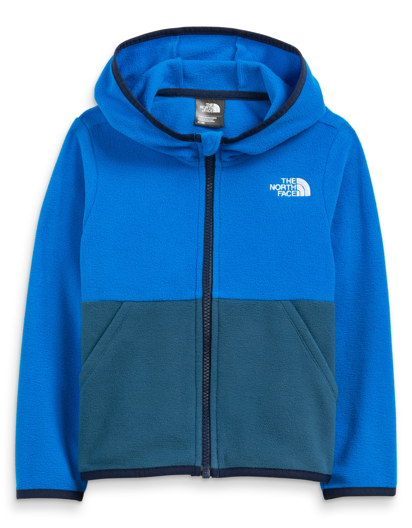 The North Face The North Face Toddler Glacier Full Zip Hoodie -W2022