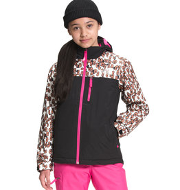 The North Face The North Face Youth Snowquest Plus Insulated Jacket -W2022