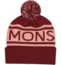 Mons Royale Mons Royale Pom Pom Beanie -W2022
