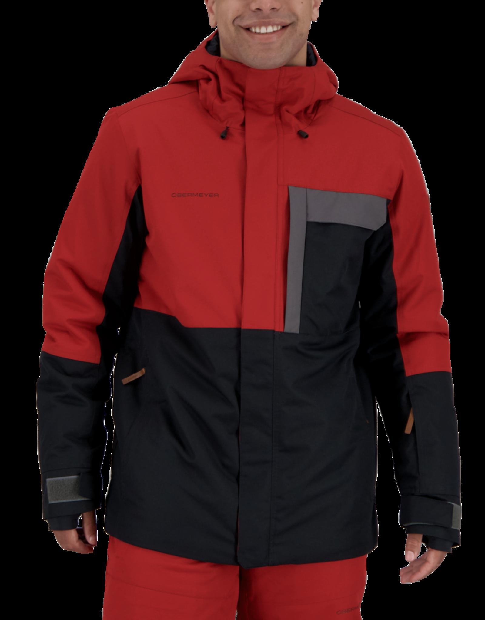 Obermeyer Men's Grommet Jacket -W2022