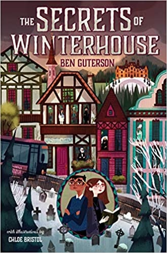 THE SECRETS OF WINTERHOUSE - CD audiobook