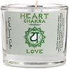 VOTIVE CANDLE -  CHAKRA HEART