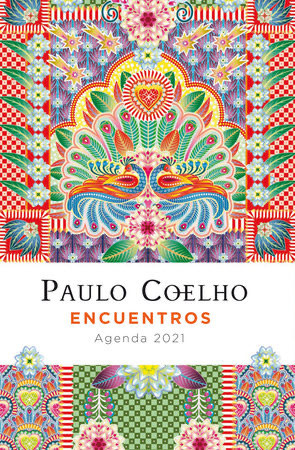 2021 PAULO COELHO ENCUENTROS AGENDA - SPANISH