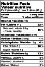 Snack Conscious Snack Conscious - Snack Bombs, Apricot Walnut Cinnamon (40g)