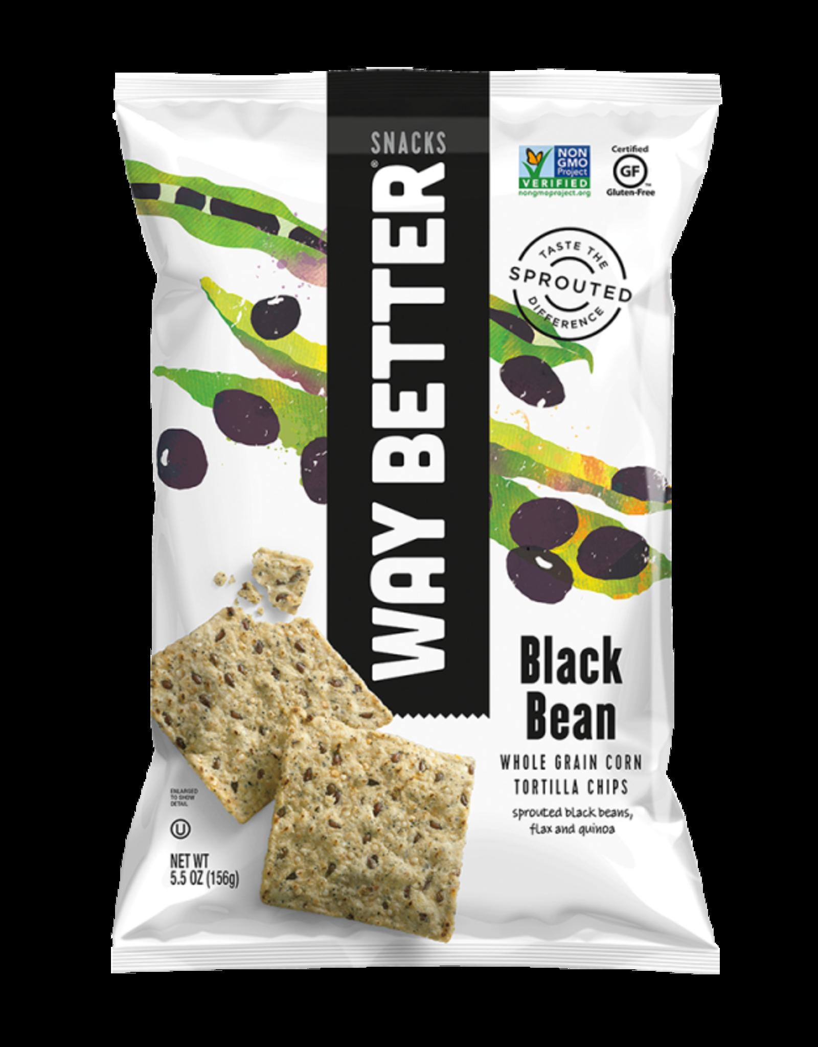 Way Better Way Better - Tortilla Chips, Black Bean