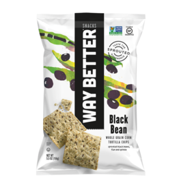 Way Better Way Better - Tortilla Chips, Black Bean