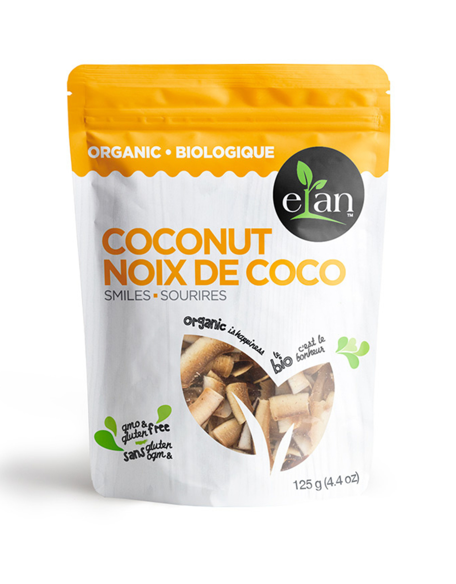 Elan Elan - Organic Coconut Smiles