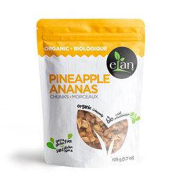 Elan Elan - Organic Pineapple Chunks