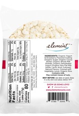 Element Element - Dipped Rice Cakes, Strawberry n Cream (34g)