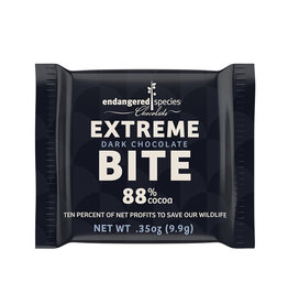 Endangered Species Endangered Species - Extreme Dark Chocolate, Dark Chocolate (1 Square)
