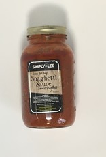 Simply For Life SFL - Homemade Spaghetti Sauce