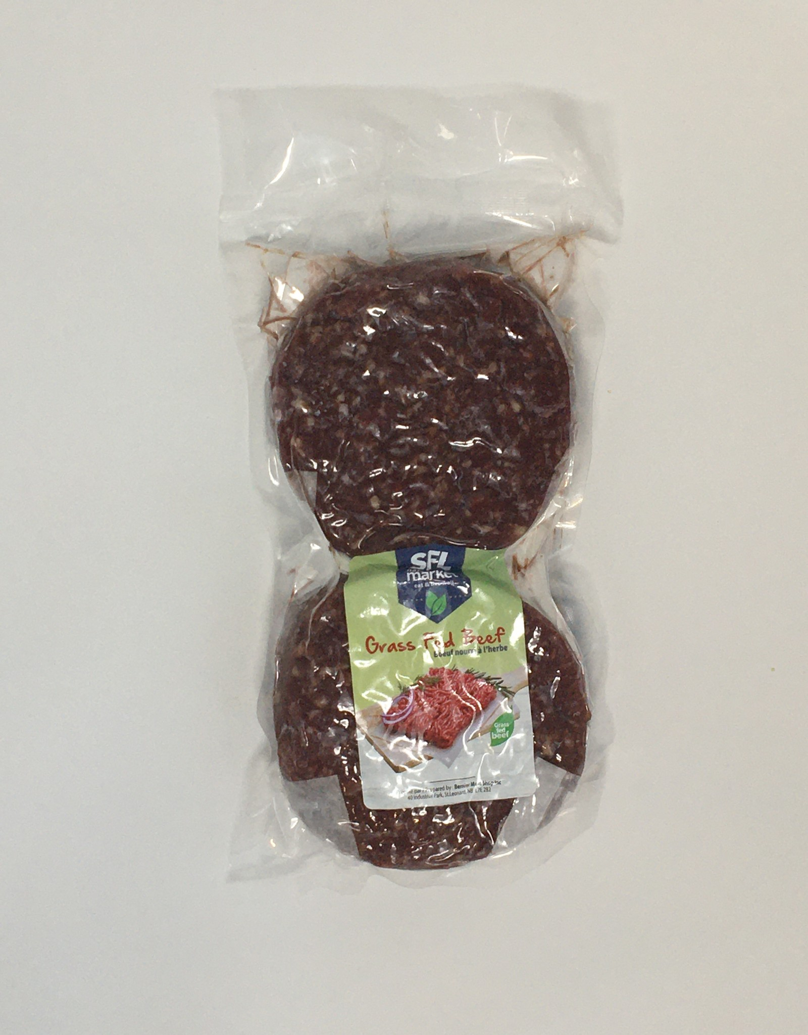Simply For Life SFL - Grass Fed Beef, Patties