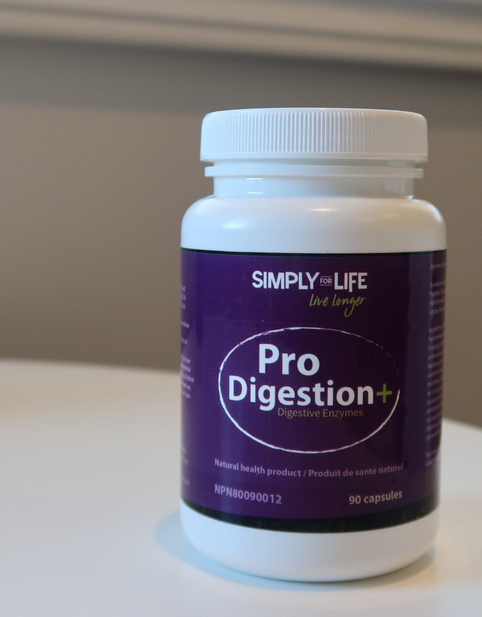 Simply For Life SFL - Pro Digestion+ (90caps)