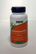 NOW Foods NOW Foods - Ashwagandha Extract 400mg (90vcaps)