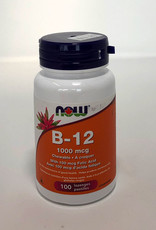 NOW Foods NOW Foods - B-12 1000mcg, chewable