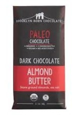 Brooklyn Born Chocolate Brooklyn Born Chocolate - Paleo Bar, Almond Butter (60g)