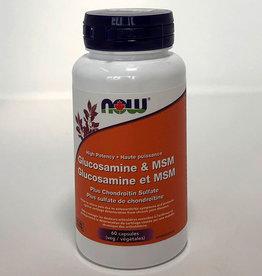NOW Foods NOW Foods - Glucosamine & MSM (180caps)