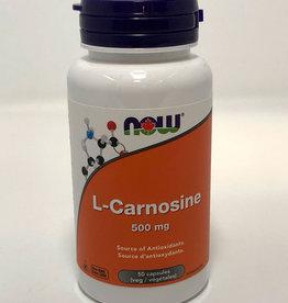 NOW Foods NOW Foods - L-Carnosine (50caps)