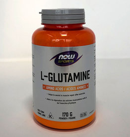NOW Foods NOW Foods - L-Glutamine (170g)