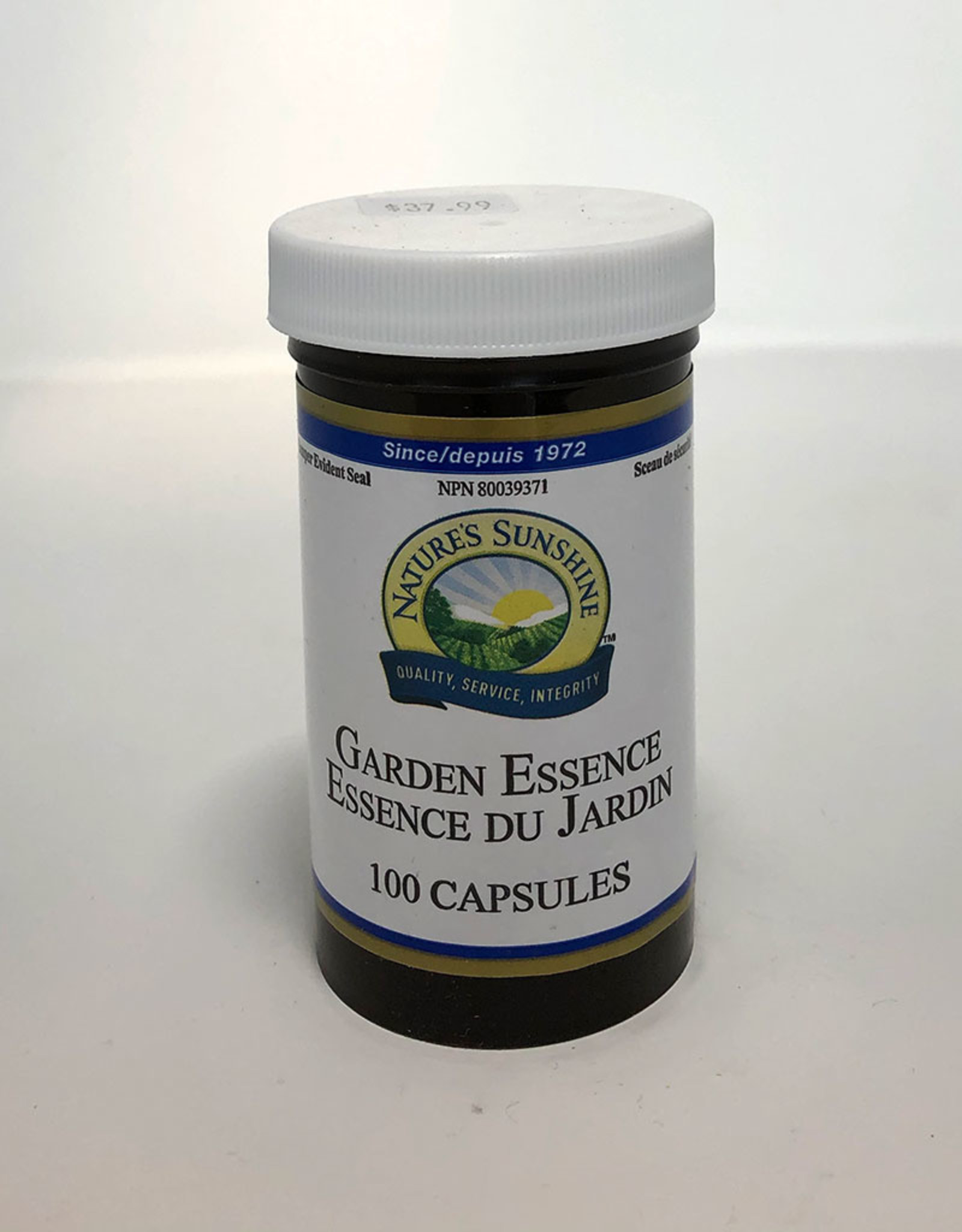 Nature's Sunshine NS - Garden Essense (100caps)