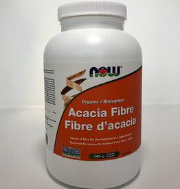 NOW Foods NOW Foods - Org. Acacia Fibre Powder (340g)