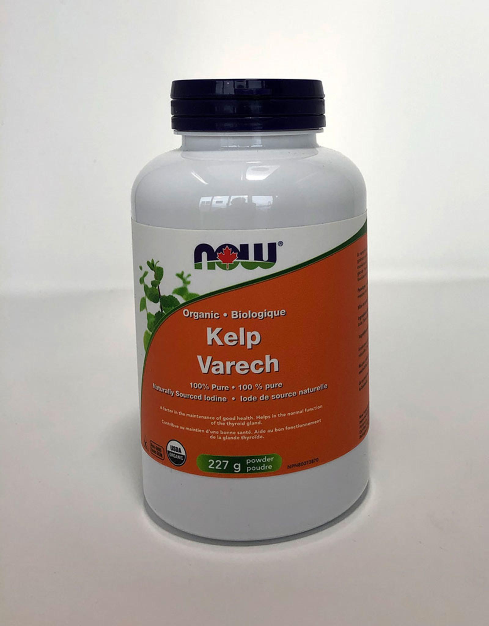 NOW Foods NOW Foods - Organic Kelp Powder 100% (227g)