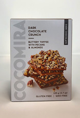 Cocomira Cocomira - Dark Chocolate Crunch (105g)