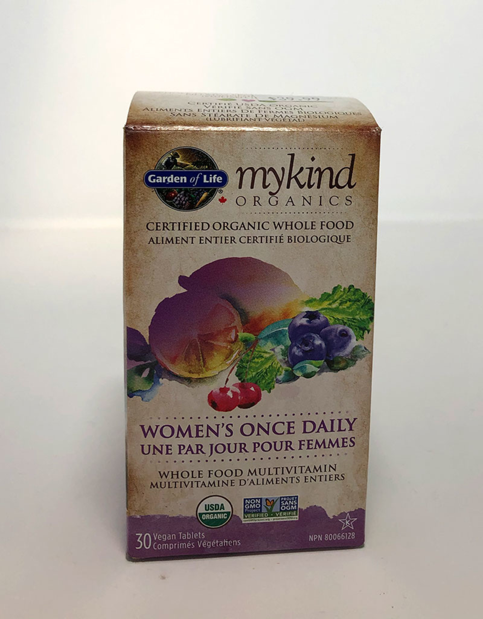 Garden of Life Garden of Life - mykind Org. Womens Once Daily