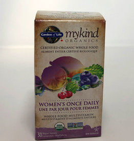 Garden of Life Garden of Life - mykind  Multivitamin, Women's