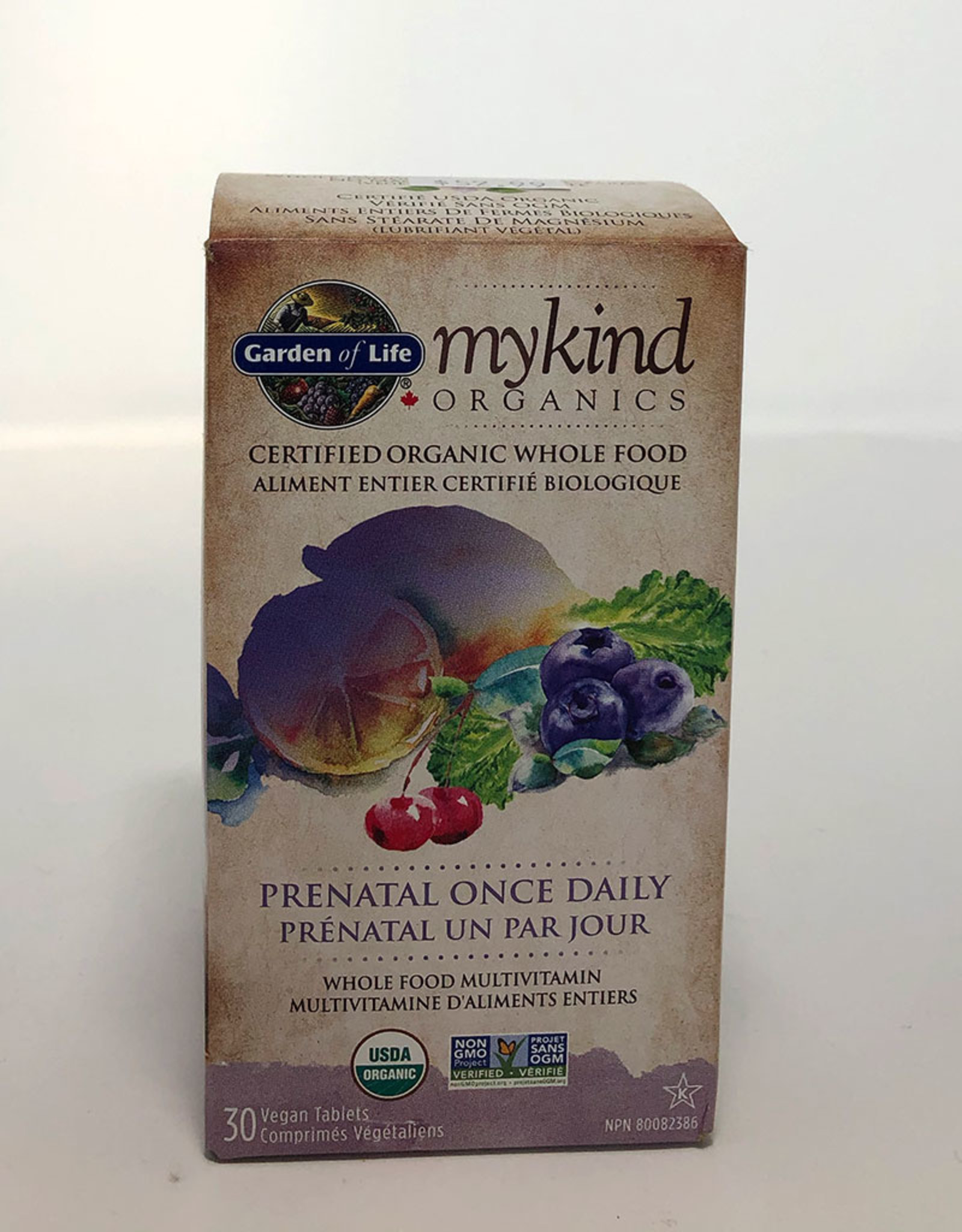 Garden of Life Garden of Life - mykind Organics Prenatal Once Daily (30Vtabs)