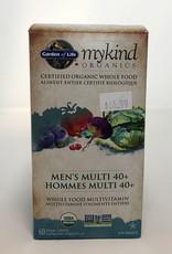 Garden of Life Garden of Life - Mykind Organics, Mens Multi 40+