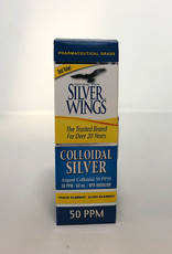 Natural Path Natural Path - Silver Wings, Colloidal Silver 50 PPM Dropper (60ml)