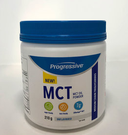 Progressive Progressive - MCT Powder, Unflavoured (210g)
