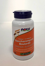 NOW Foods NOW Foods - Saccharomyces Boulardii (60vcaps)