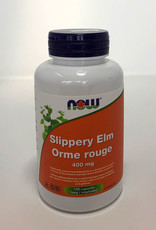 NOW Foods NOW Foods - Slippery Elm 400mg (100vcaps)