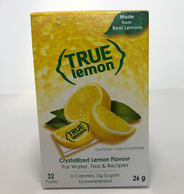 True Citrus True Citrus - True Lemon (32pk)