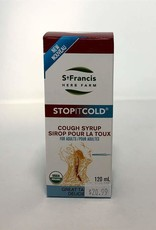 St. Francis Herb Farm St. Francis - Cough Syrup, Adult (120ml)