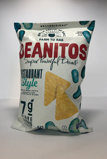 Beanitos Beanitos - White Bean Chips, Restaurant Style (142g)