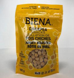 Biena Snacks Biena - Chickpea Snacks, Honey Roasted