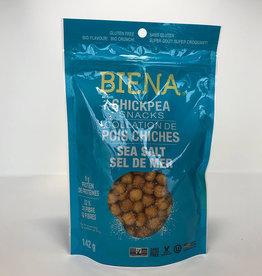 Biena Snacks Biena - Chickpea Snacks, Sea Salt