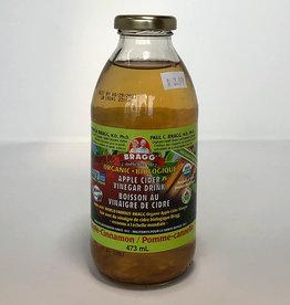 Bragg Bragg - Apple Cider Vinegar Drink, Apple Cinnamon (473ml)