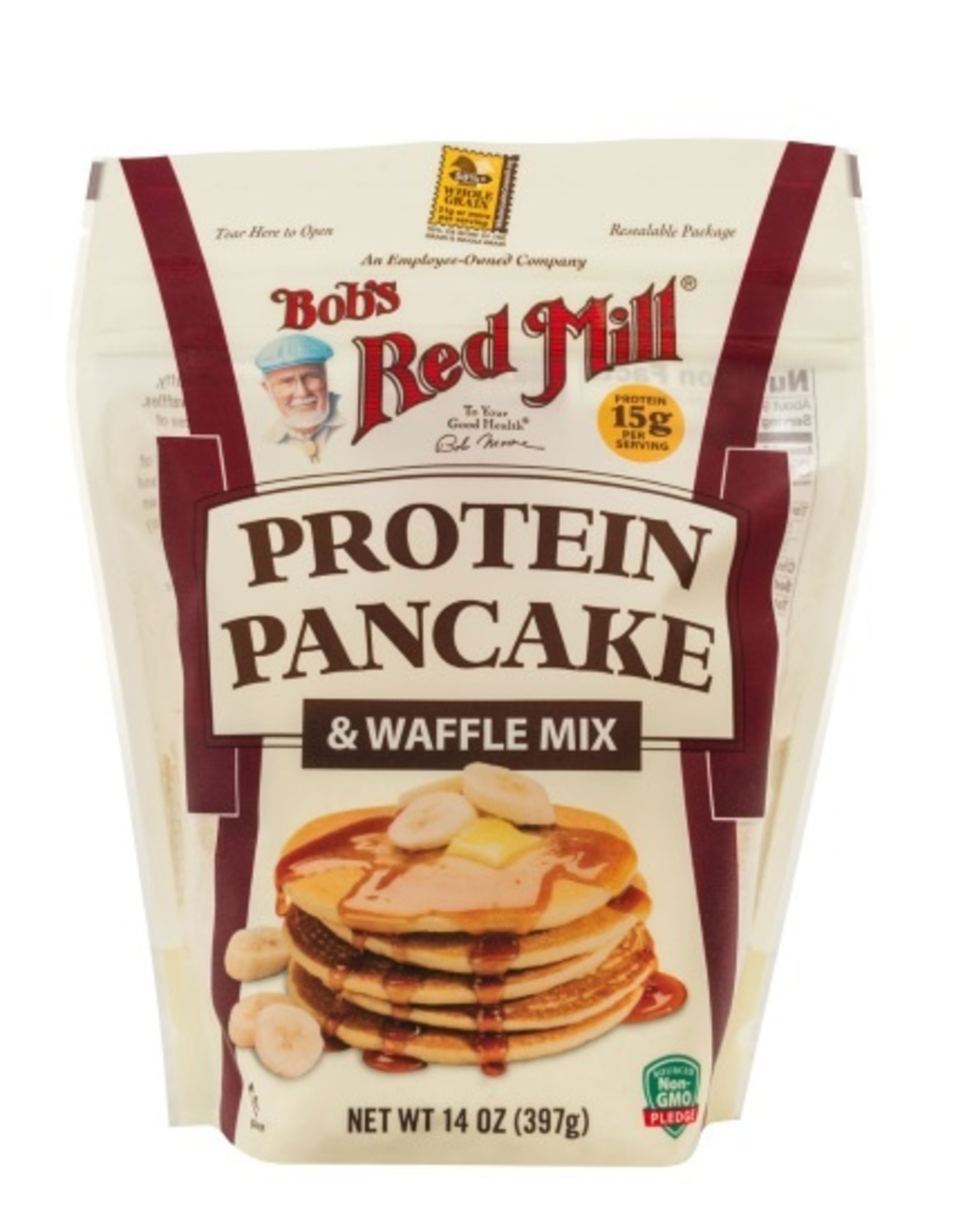 Bob's Red Mill Bobs Red Mill - Protein Pancake & Waffle Mix
