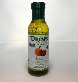 Drew's Organics Drews - Oranic Dressing, Classic Italian (360ml)