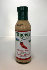 Drew's Organics Drews - Oranic Dressing, Chipotle Ranch (360ml)