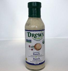 Drew's Organics Drews - Organic Dressing, Creamy Ranch (360ml)