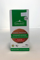 Earth's Choice Earths Choice - Organic Creamed Coconut, Packets (150g)