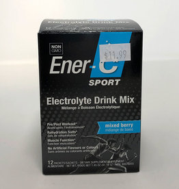 Ener-C Ener-C Sport - Electrolyte Drink Mix, Mixed Berry (12pk)